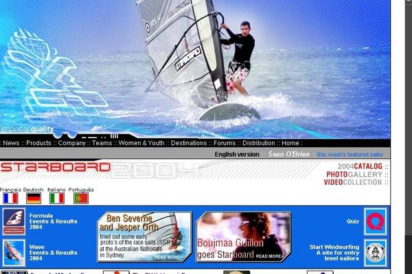 Starboard(Frontpage)